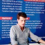 Interview avec monsieur Julien Riou responsable Afrique de l'Ouest Francophone de CARMUDI