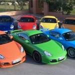 Quelle couleur de voiture vous reflète-elle ?