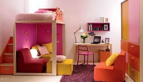 Idées de décoration pour les chambres d'enfant