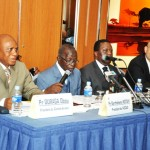 Cérémonie de   LANCEMENT DES ACTIVITES DU COMITE DE SUIVI DES ACTES DU SÉMINAIRE  SUR « ELECTION ET VIOLENCE  EN COTE D'IVOIRE »