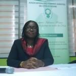 Le lancement des activités du trentenaire de l'association des femmes juristes de Côte d'ivoire