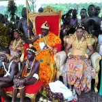 ETUEBOUE: LE PEUPLE BETIBE A SON 20ème ROI
