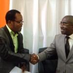 Signature de convention de partenariat entre la SIDAM ASSURANCE et la SYNAPECECI
