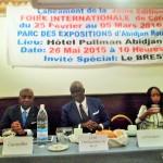 2ième édition de la Foire Internationale de Côte d'Ivoire (FICI 2016)