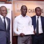 Présentation du rapport de Synthèse des Assises de la jeunesse 2015 au Ministre Sidi Touré