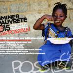 Conférence économique africaine 2015: « Lutter contre la pauvreté et l'inégalité dans le Programme de développement post-2015 »