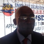 CONFÉRENCE DE PRESSE de l' UNION DES SOCIAUX-DEMOCRATES