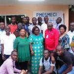 COTE DE'IVOIRE: LANCEMENT DES ACTIVITES DU PMESME-CI A BINGERVILLE