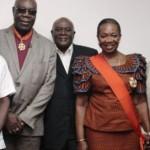 Cote d'ivoire:Manu Dibongo élevé au rang de  Commandeur de l'Ordre national
