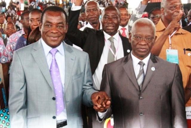 Attaque de Cissé Bacongo contre le Pdt du FPI / Réaction du SGA Com
