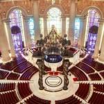 Visite guidée de la Basilique Notre Dame de la Paix de Yamoussoukro