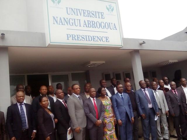 État des lieux de la recherche scientifique dans les institutions du système d'enseignement supérieur en Côte d'ivoire : cas de l'Université Nagui Abrogoua (UNA)