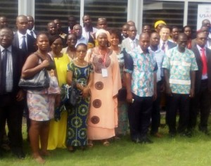 Atelier d'échanges public-privé sur la formulation de la stratégie nationale AGOA de la Côte d'Ivoire