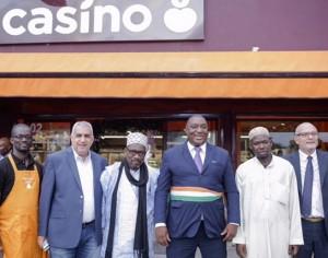 Prosuma ouvre un supermarché Casino Mandarine à Marcory résidentiel