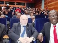 Cérémonie de lancement officielle de l'Institut ivoirien des Experts internationaux