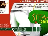 7è édition du Salon international du tourisme d'Abidjan (SITA)2017 : ''Tourisme durable, un engagement nécessaire pour l'Afrique''.