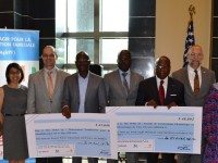 Cérémonie de Lancement officiel des projets du Fond des Ambassadeurs Ouest Africains (WAAF)