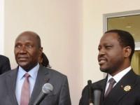 Enquête sur une supposée cache d'armes découvertes  chez l'un de ses collaborateurs:Guillaume Kigbafori Soro : « Soyons prudents sur les questions de secret-défense