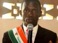 L'honorable Vah Yao Josué se prononce sur les travaux de la 1ère session ordinaire 2017 du parlement des Jeunes de Côte d'ivoire