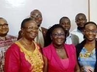 Atelier de validation de l'offre technique de l'analyse situationnelle de l'enseignement de la PLanning Familiale (PF) à l'UFR SMA ,à l' INFAS  et la mise en place du comité de suivie du projet WAAF-Sogoci