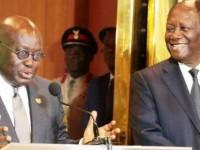 Communiqué conjoint de la visite de travail et d'amitié en Côte d'Ivoire de son excellence Nana Addo Dankwa Akufo-Addo président de la république du Ghana