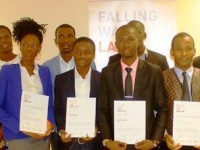 Samuel Sevi remporte la 1ère édition du Falling Walls Lab Abidjan