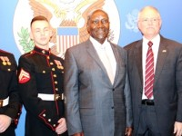 Célébration du 241ème anniversaire de l'indépendance des Etats-Unis :Le Chargé d'Affaires Andrew Haviland magnifie la diversité culturelle et le partenariat avec la Côte d'Ivoire