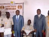 Cérémonie de remise de Médailles d'honneur du travail à 97 agents de la Société des Palaces de Cocody (SPDC 2017)