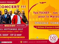 CONCERT ROYAL AIR MAROC