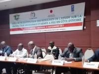 Atelier de Restitution de l'Etude sur la Production artisanale d'armes à feu en Côte d'ivoire