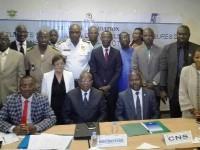 ATELIER DE VALIDATION DES RESULTATS DE L'ETUDE D'EVALUATION DES OUTILS ET PROCEDURES DE TRANSFERT DES ARMES EN CÔTE D'IVOIRE