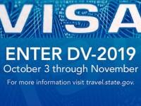 Nouvelles dates d'inscription et de clôture pour la loterie de Visas Diversité (DV) 2019
