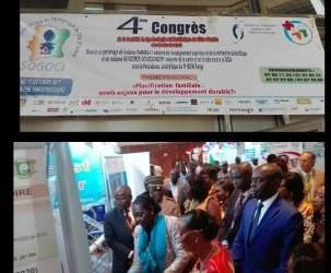 4ième Congrès de la Société de Gynécologie et obstétrique de Côte d'ivoire (SOGOCI)