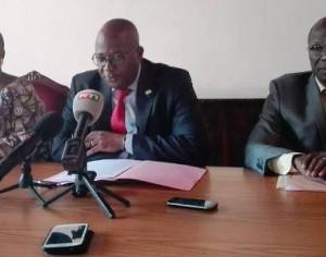 Côte d'ivoire: conférence de presse de lancement du prochain sommet parlementaire en mage du sommet UA-UE