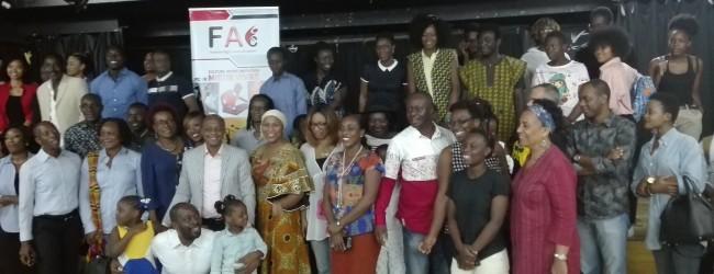 Agnes Kraidy célèbre novembre «bleu» avec la FAC (fondation agir contre les cancers)