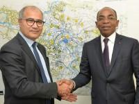 Foncier urbain et fonctionnalité des villes: Le Ministre Claude Isaac DE à la conquête de nouveaux partenaires