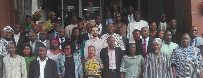 ATELIER CONTINENTAL DE FORMATION ET D'ECHANGE SUR LES STRATEGIES D'EXTENSION DE LA PROTECTION SOCIALE EN AFRIQUE
