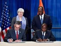 Les États-Unis et la Côte d'Ivoire signent un Compact de 525 millions de dollars