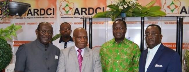 SARA 2017 – L'ARDCI remporte le Prix du Meilleur Stand Institutionnel et Sponsor