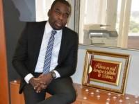 YANNICK BEN BERY BENI président du mouvement «EN AVANT MARCORY» parrain de la 3ième édition du Festival DOUGOUBA s'exprime dans une interview
