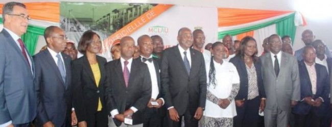 Côte d'ivoire : Cérémonie officielle de remise des clés de 4003 logements sociaux économiques