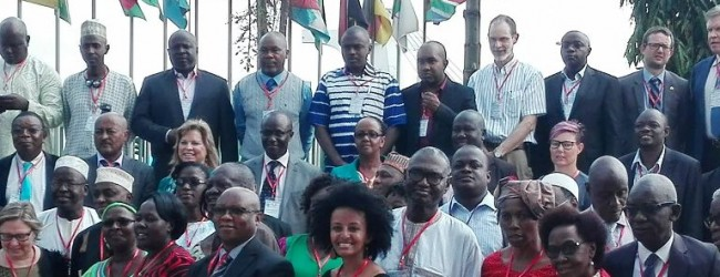 Atelier de l'Alliance mondiale du livre en Afrique