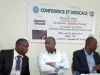 Dédicace du livre «  jeunesse Africaine, le grand défis a relevé »