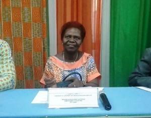 Cérémonie de lancement de l'Initiative Citoyenne Africaine.