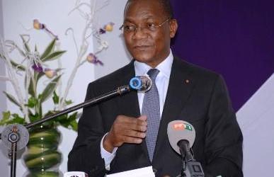 Vœux de Nouvel An 2018 : Discours de Monsieur Bruno Nabagné KONE,  Ministre de la Communication, de L'Economie Numérique et de la Poste, Porte-parole du Gouvernement