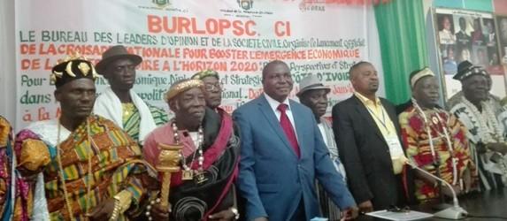 Lancement du prix spécial national Alassane Ouattara de l'Houphouétisme.
