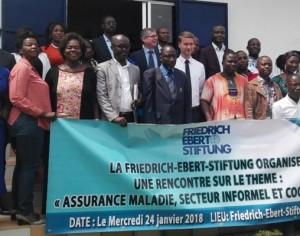 Rencontre  d'expert sur le thème : «  Assurance Maladie, secteur informel et coopérative»