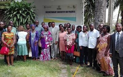 Cérémonie de lancement du Bilan des 10 ans du PASRES