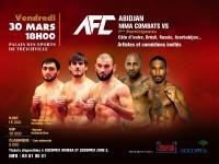 Atemi Fighting Championship (AFC) installe le MMA en Côte d'ivoire
