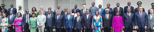 Lancement de la feuille de route pour l'élimination de la faim et la malnutrition sous toutes ses formes, en Côte d'ivoire, à l'horizon 2030